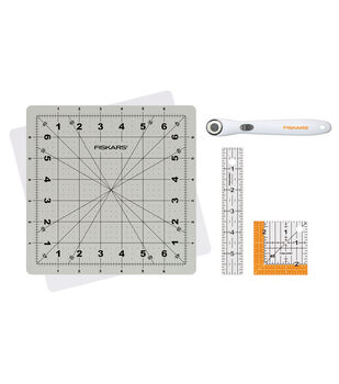 Fiskars Detail Fabric Cutting Set 4 Piece