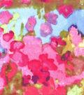 Luxe Flannel Fabric 42\u0027\u0027-Bright Watercolor