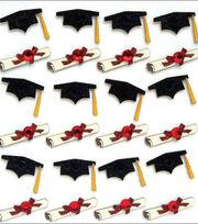 Jolee's Boutique Dimensional Mini Repeats Stickers-Graduation, , hi-res