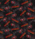 Nfl Sf 49ers Tie Dye Flnl