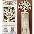 Design Works/Zenbroidery Macrame Wall Hanging Kit-Tree Of Life
