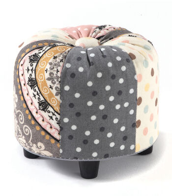 Pin Cushion-Tuffet