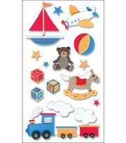 Jolee's Layered Foam Stickers-Baby Toys, , hi-res