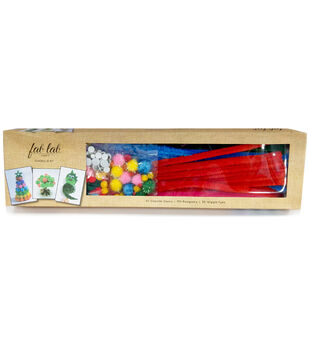 Fab Lab Craft Giant Chenille Kit 3