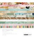 Kaisercraft Paper Pad 6.5\u0022X6.5\u0022 40/Pkg-Scrap Studio