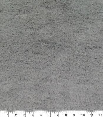 Fashion Faux Fur Fabric-Chesire Serene Blue