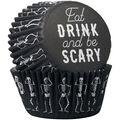 Wilton Maker\u0027s Halloween Baking Cups-Skeleton