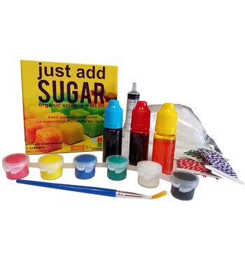 Just Add Sugar, Organic Science + Art Kit