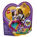 LEGO Friends Andrea\u0027s Heart Box 41354