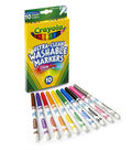 Crayola Classic Washable Fine Line Markers 10/Pkg