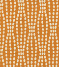 Waverly Upholstery Fabric 55\u0022-Strands Tiger Lily