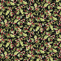 Christmas Cotton Fabric-Candy Canes