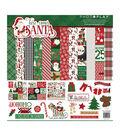 PhotoPlay Collection Pack 12\u0022X12\u0022-Here Comes Santa