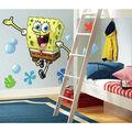York Wallcoverings Wall Decals-Spongebob