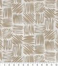 Studio NYC Upholstery Décor Fabric 9\u0022x9\u0022 Swatch-Ridge Dune