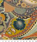 Home Essentials Lightweight Decor Fabric 45\u0027\u0027-Teal Giverny