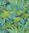 Tommy Bahama Print Fabric 54\u0022-Bahamian Brz/Sd/Peninsula