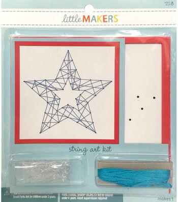 Little Makers String Art Kit-Star