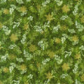 Christmas Cotton Fabric-Shimmer Sprigs