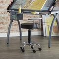 Studio Designs Futura Stool-Silver
