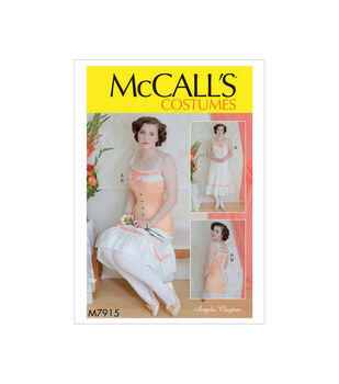 McCall's Pattern M7915 Misses' Costume-Size 6-8-10-12-14