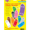 Crayon Colors Classic Accents Variety Pack, 72 Per Pack, 6 Packs