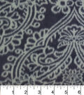 Anti-Pill Fleece Fabric 57\u0022-Serene Damask