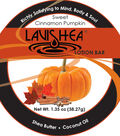 Lavishea Lotion Bar 1.35oz-Sweet Cinnamon Pumpkin