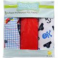Babyville Boutique 21\u0022 x 24\u0022 Fabric Pirate And Skull