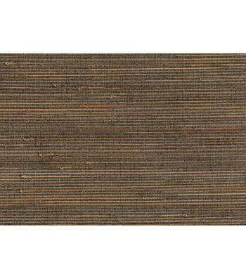 Satomi Sage Grasscloth Wallpaper
