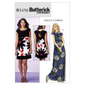 Butterick Misses Dress-B5456