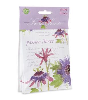 3 Pack Passion Flower Sachet