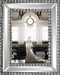 Tabletop Frame 5X7-Glass Mirror