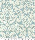 Waverly Upholstery Fabric 54\u0027\u0027-Mineral Dashing Damask