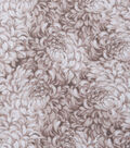 Keepsake Calico Cotton Fabric -Beige Packed Petals