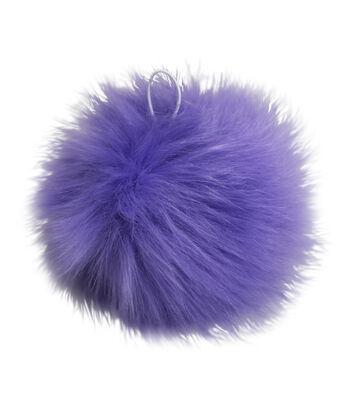 Buttercream Pom Pom-Light Purple
