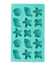 Wilton Seashell Silicone Candy Mold, , hi-res