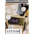 Ranger Letter It Perfect Cultured Pearls Technique Kit