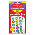 Awesome Pals Stinky Stickers Value Pack 240 Per Pack, 3 Packs
