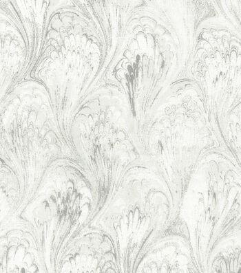 """Premium Wide Cotton Fabric 108""""-Oil Slick White"""