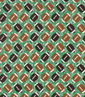 Snuggle Flannel Fabric-Football Plays