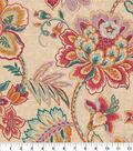 Home Decor 8\u0022x8\u0022 Fabric Swatch-Waverly Sri Lanka Rose Masala