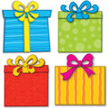 Presents Cut Outs 36/pk, Set Of 6 Packs