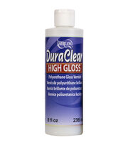DecoArt Americana DuraClear 8 fl. oz. High Gloss Varnish, , hi-res