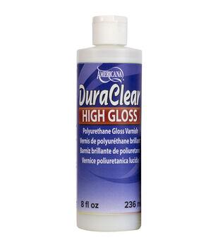 DecoArt Americana DuraClear 8 fl. oz. High Gloss Varnish