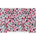 Snuggle Flannel Fabric 42\u0022-Colorful Ornaments