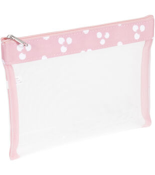 Everything Mary Mesh Sewing Notions Bag-Light Pink