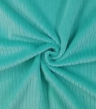 Soft & Minky Fleece Fabric -Stripes