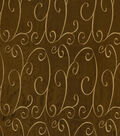 Home Decor 8\u0022x8\u0022 Fabric Swatch-Print Fabric Signature Series Claudel Java