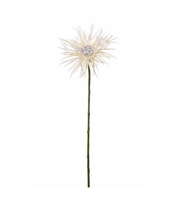 Bloom Room 18'' Wild Gerbera Daisy Stem-White